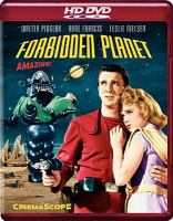 Cover image for Forbidden planet