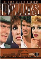Cover image for Dallas. Season 06, Complete