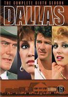Cover image for Dallas. Season 06, Complete