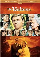 Cover image for The Waltons. Season 5, Complete