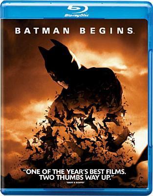 Cover image for Batman begins