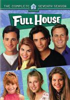 Cover image for Full house. Season 7, Complete