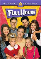 Cover image for Full house. Season 6, Complete