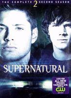 Cover image for Supernatural. Season 02, Complete [videorecording DVD]