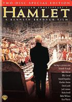 Cover image for Hamlet (Kenneth Branagh version)