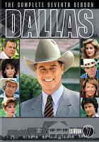 Cover image for Dallas. Season 07, Complete