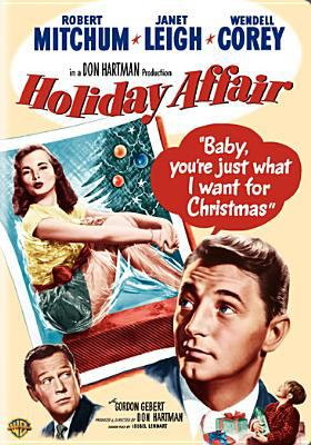 Cover image for Holiday affair [videorecording DVD]