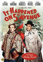 Cover image for It happened on 5th Avenue