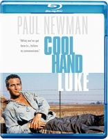 Cover image for Cool hand Luke [videorecording Blu-ray]
