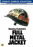 Cover image for Full metal jacket [videorecording DVD]