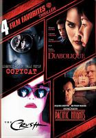 Imagen de portada para Copycat [videorecording DVD] : Diabolique ; The crush ; Pacific Heights.