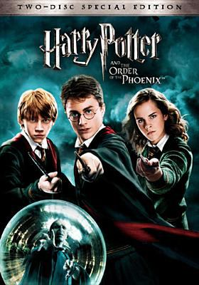 Cover image for Harry Potter and the Order of the Phoenix. Year 5