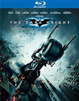 Cover image for The Dark knight