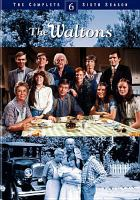 Cover image for The Waltons. Season 6, Complete