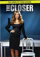 Cover image for The closer. Season 3. Disc 3