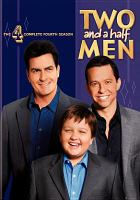 Cover image for Two and a half men. Season 04, Complete