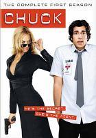 Cover image for Chuck. Season 1, Disc 4