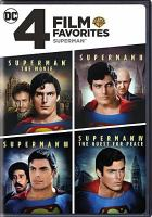 Imagen de portada para Superman 4 film favorites.