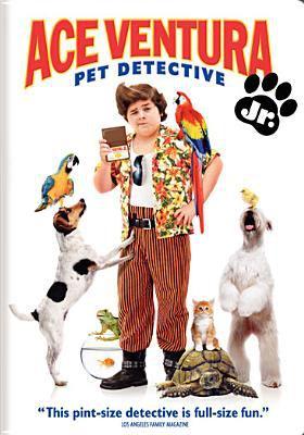 Cover image for Ace Ventura Jr., pet detective