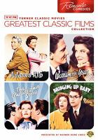 Cover image for Greatest classic films collection. Romantic comedies