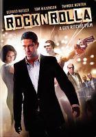 Cover image for RocknRolla [videorecording DVD]