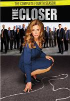 Cover image for The closer. Season 4. Disc 4