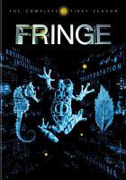 Cover image for Fringe. Season 1, Complete [videorecording DVD]