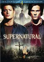 Cover image for Supernatural. Season 04, Disc 5