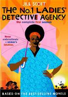 Cover image for The No. 1 Ladies' Detective Agency. Season 1, Complete