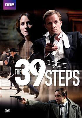 Cover image for The 39 steps (Rupert Penry-Jones version)