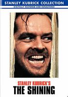Cover image for The shining (Jack Nicholson version)