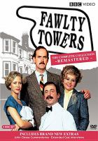 Cover image for Fawlty Towers. The complete collection, remastered [videorecording DVD]