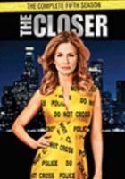 Cover image for The closer. Season 5, Complete [videorecording DVD]