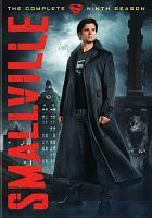 Cover image for Smallville. Season 09, Complete [videorecording DVD]