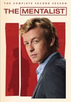 Cover image for The mentalist. Season 2, Complete