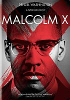 Cover image for Malcolm X [videorecording DVD]
