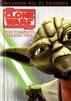 Cover image for Star Wars, the Clone wars. Season 2, Complete