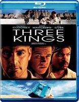 Imagen de portada para Three kings [videorecording Blu-ray]