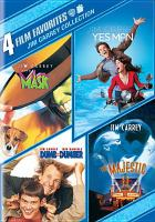 Cover image for Jim Carrey collection 4 film favorites
