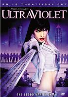 Cover image for UltraViolet