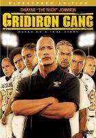 Imagen de portada para Gridiron gang