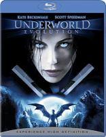 Cover image for Underworld, Evolution [videorecording Blu-ray]