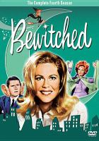 Cover image for Bewitched. Season 4, Complete