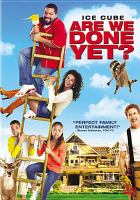 Cover image for Are we done yet?