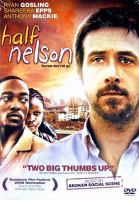 Cover image for Half nelson