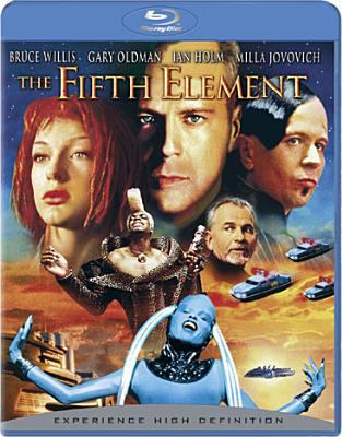 Cover image for The fifth element