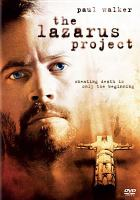 Cover image for The Lazarus project
