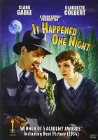 Cover image for It happened one night