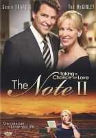 Cover image for The note II taking a chance on love
