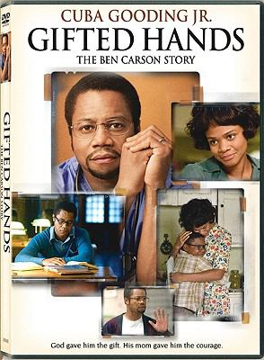 Cover image for Gifted hands the Ben Carson story